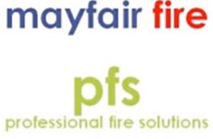 Mayfair Fire Logo