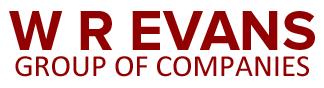 WR Evans Logo
