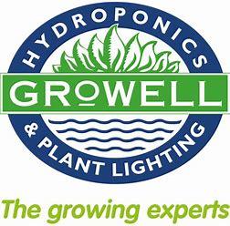 GroWell Hydroponics Logo